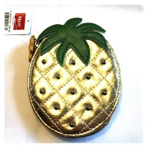 Relic Pineapple Coin Purse NWT